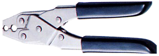 "Coaxial Stripper & Crimping Tool For ""F"" Connector"
