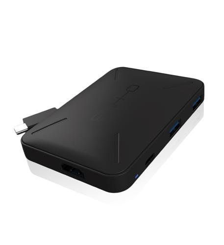 USB Type-C Portable Docking Station