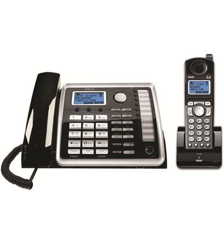 2-Line Corded/Cordless Speakerphone-ITAD