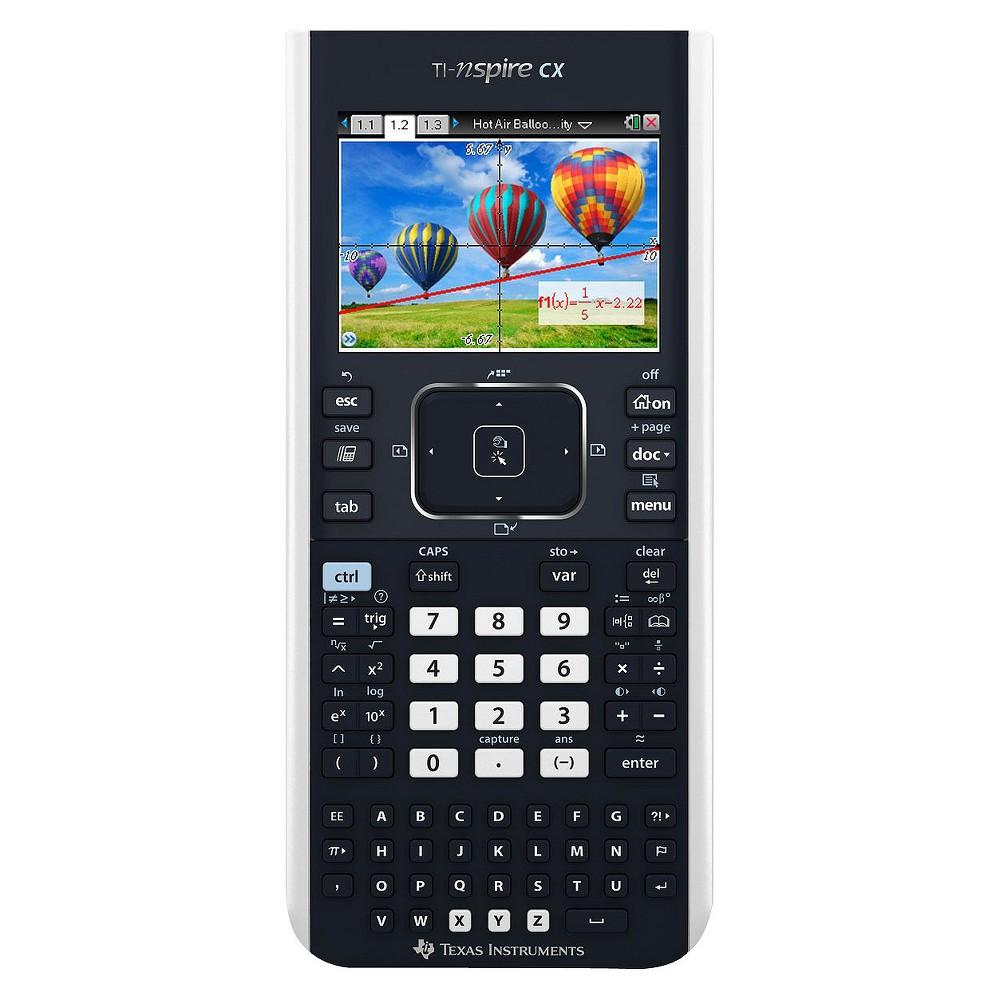 TI Nspire CX Graphing Calculator