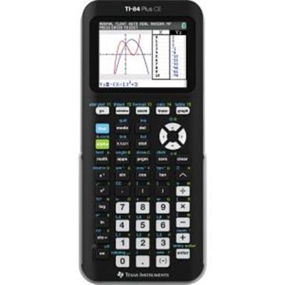 TI84 Plus CE Graphing Blk FFP