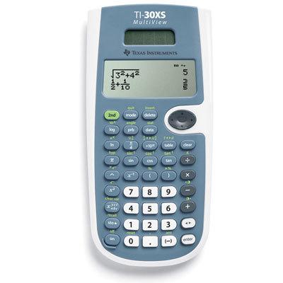 TI 30XS MultiView Calculator