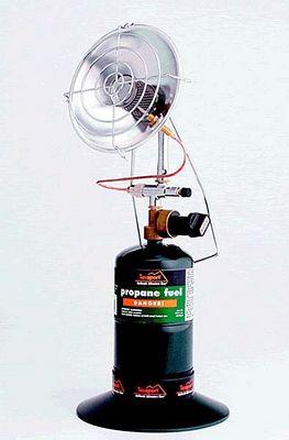 Texsport Propane Heater Stainless Steel Burner