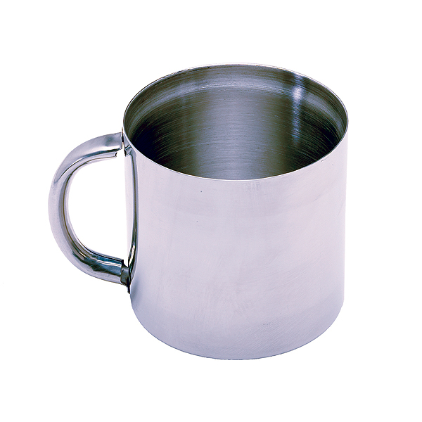 Insulated Stainless Steel Mug, 14 oz.