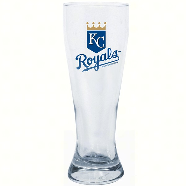 Kansas City Royals 23 oz Pilsner Glass