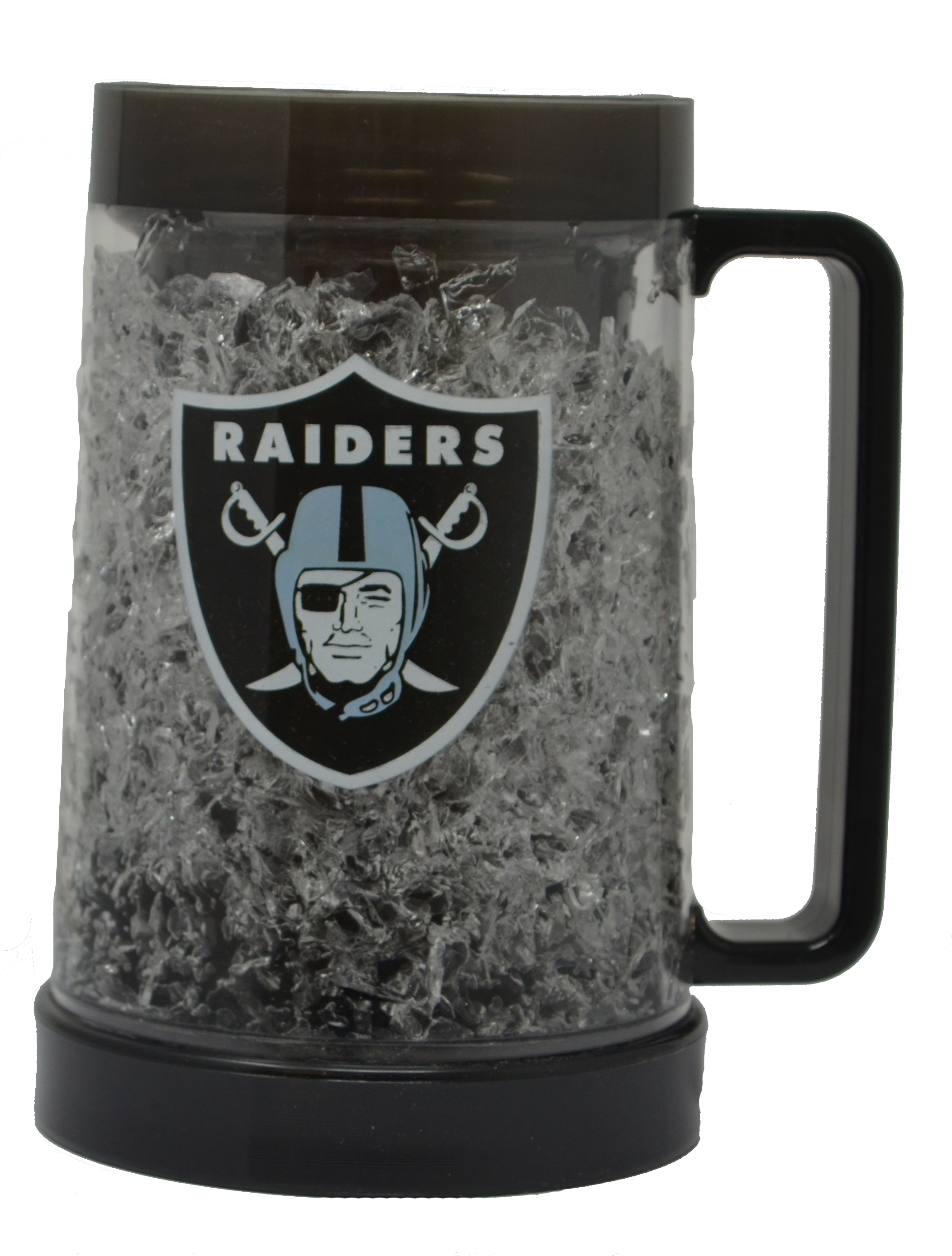 Oakland Raiders Freezer Mug