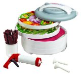 Nesco®/American Harvest® Food Dehydrator & Jerky Maker