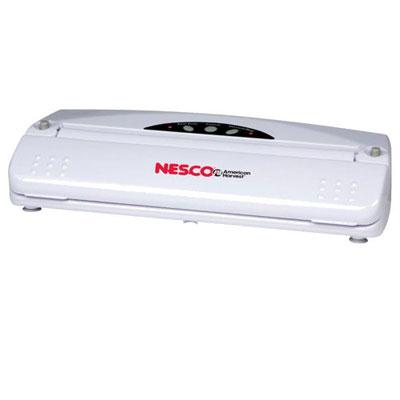 Nesco Vacuum Sealer White