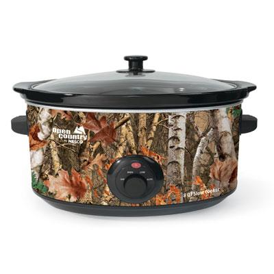 OC 8qt Portable Slow Cooker