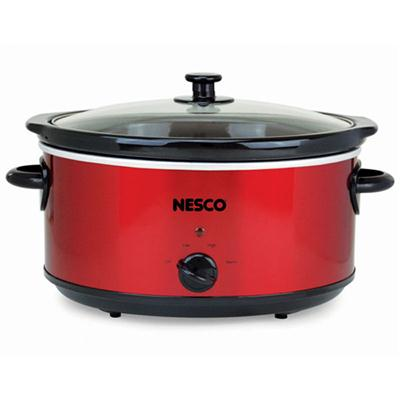 Nesco Slow Cooker Analog Rd6Qt