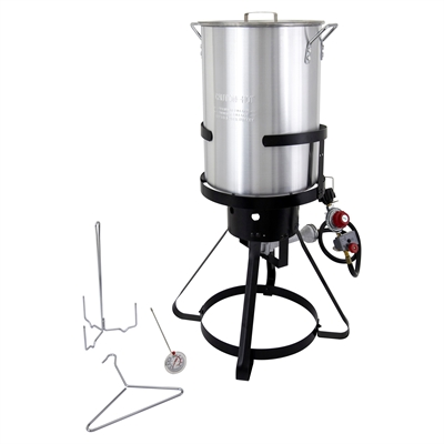 Chard 30Qt Turkey Fryer Kit