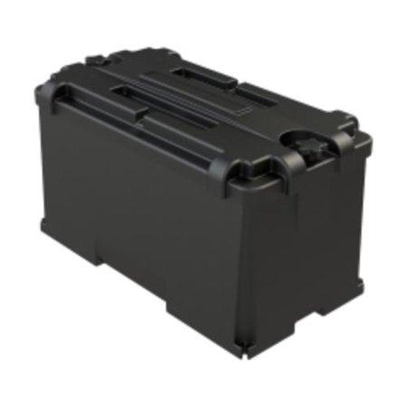 4D BATTERY BOX BLACK