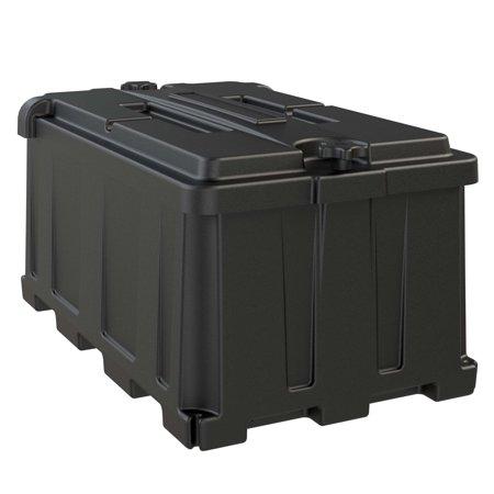 8D BATTERY BOX BLACK