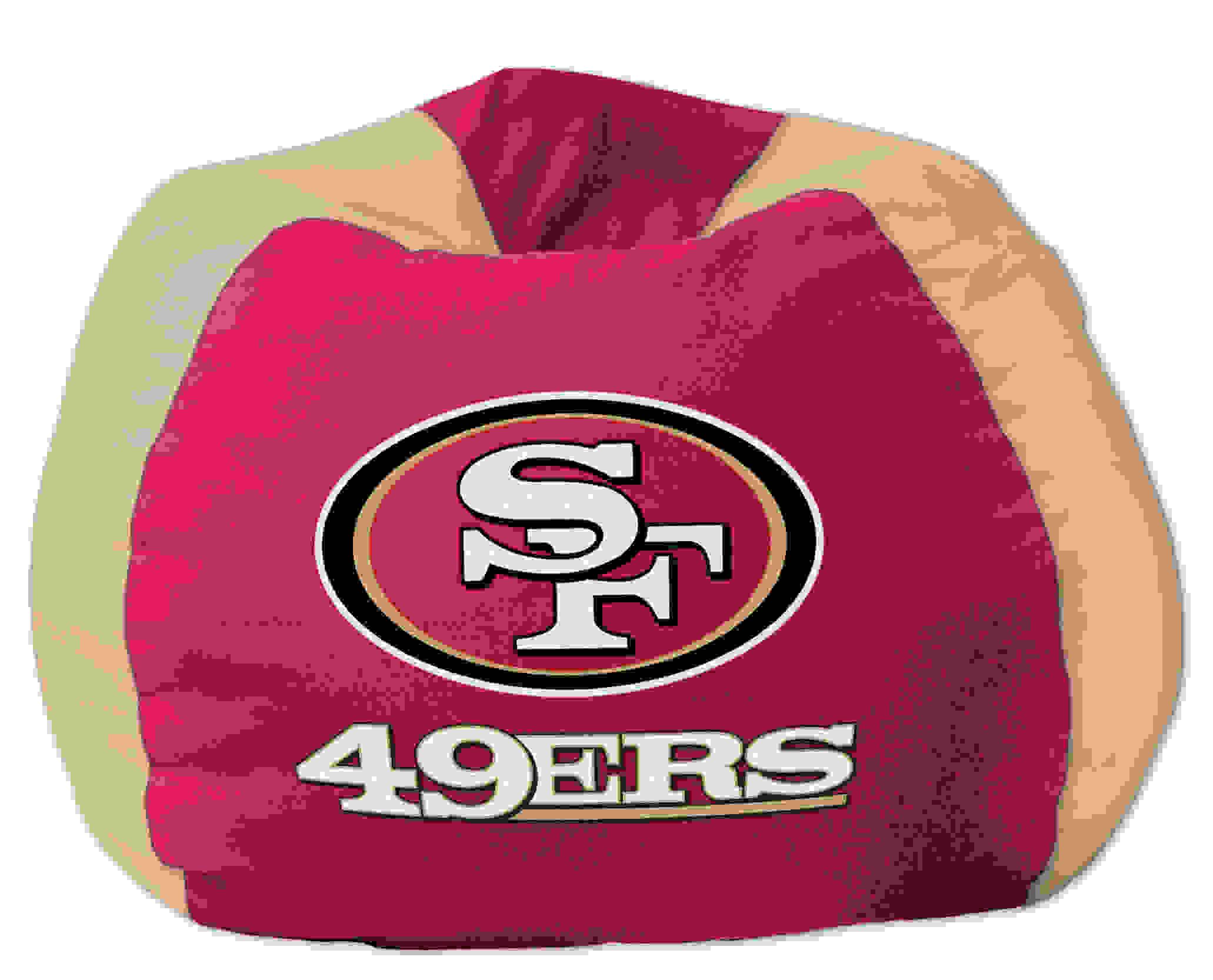 49ers Official  Bean Bag Chair