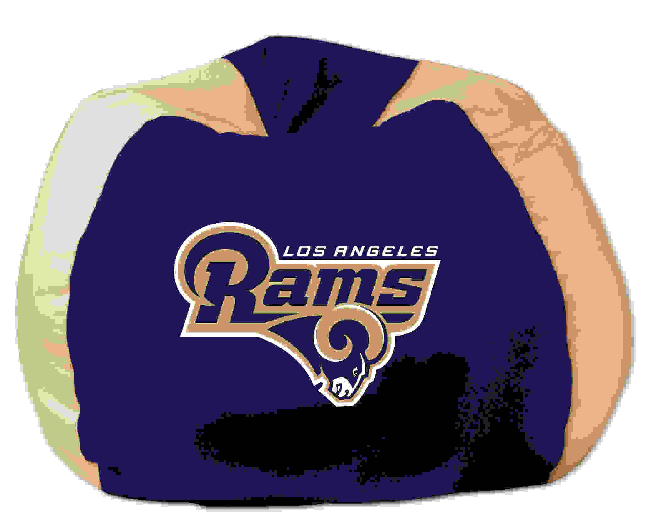 Rams Official  Bean Bag Chair