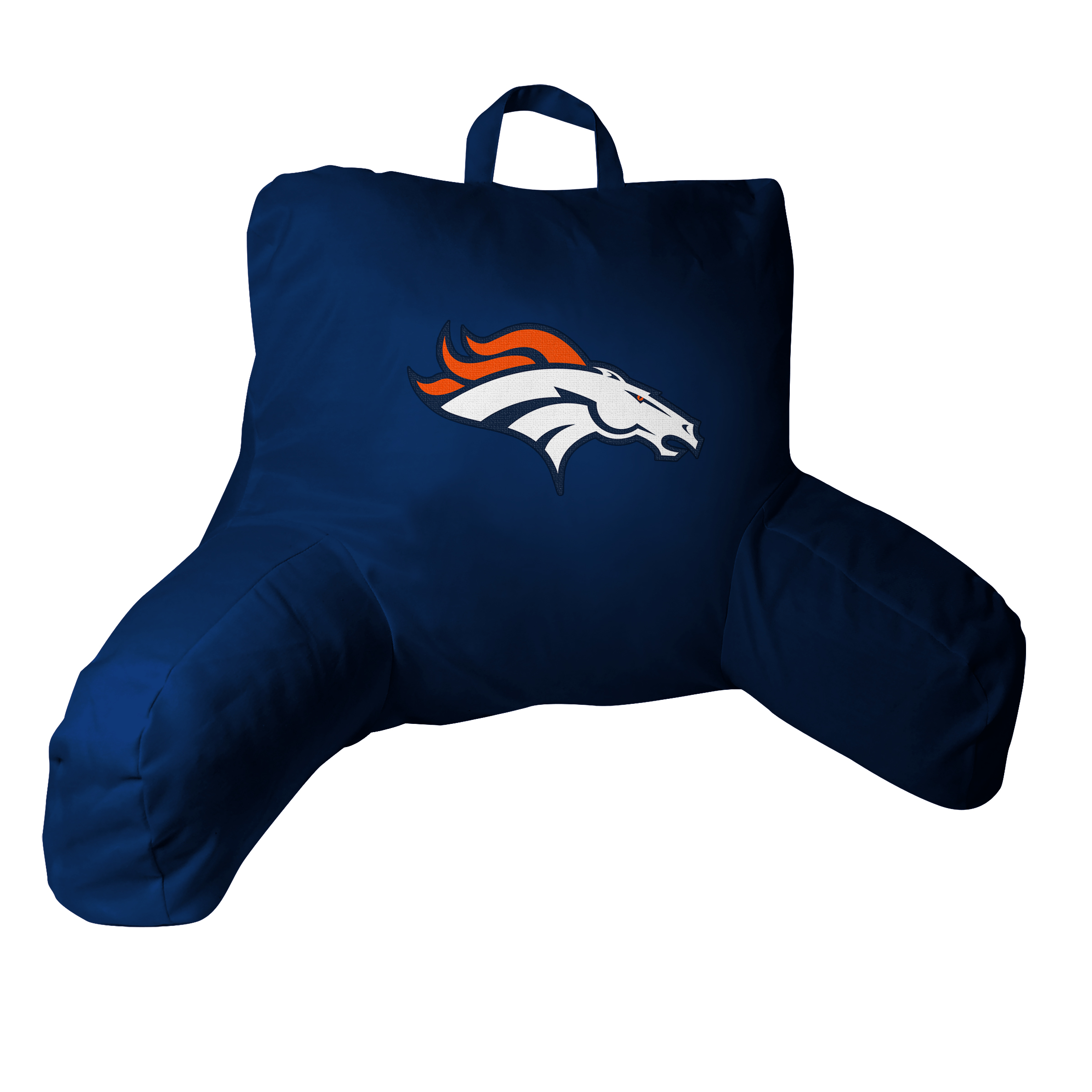 "Broncos OFFICIAL National Football League, 20.5""x 21"" Bed Rest Pillow  by The Northwest Company"