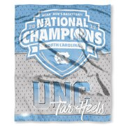 "2017 BB Champs Victory UNC OFFICIAL Collegiate, UNC Tar Heels ""2017 NCAA National Basketball Champions"" 50""x 60"" High Definition"