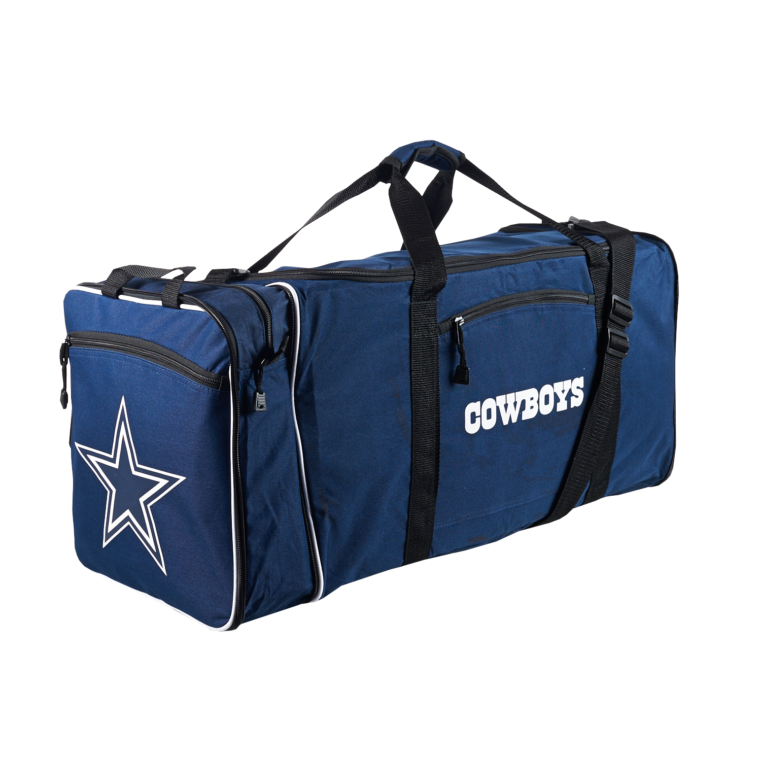 "Cowboys OFFICIAL National Football League, ""Steal"" 12""H x 28""L x 11"" W Duffel Bag  by The Northwest Company"
