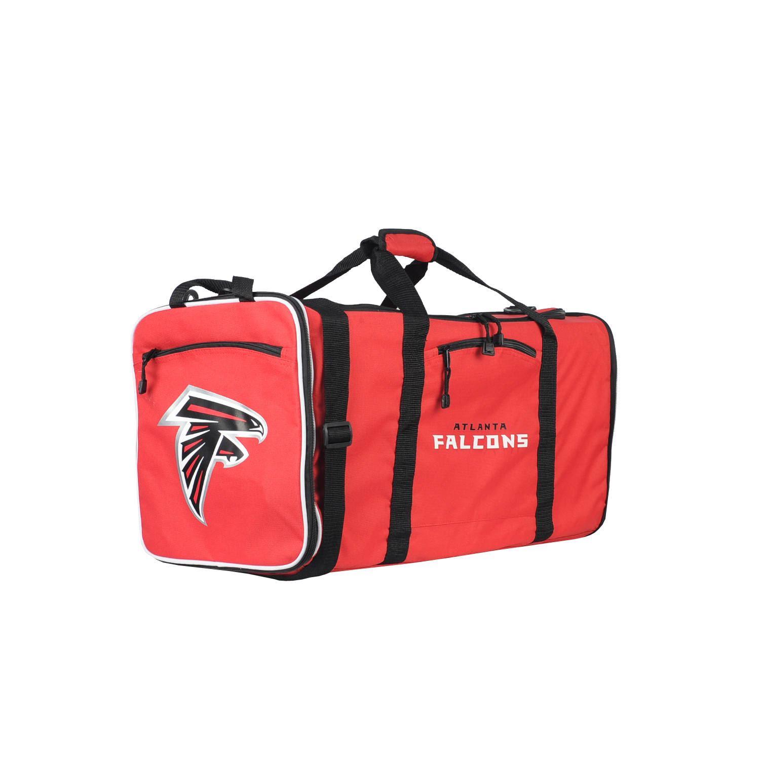 "Falcons OFFICIAL National Football League, ""Steal"" 12""H x 28""L x 11"" W Duffel Bag  by The Northwest Company"