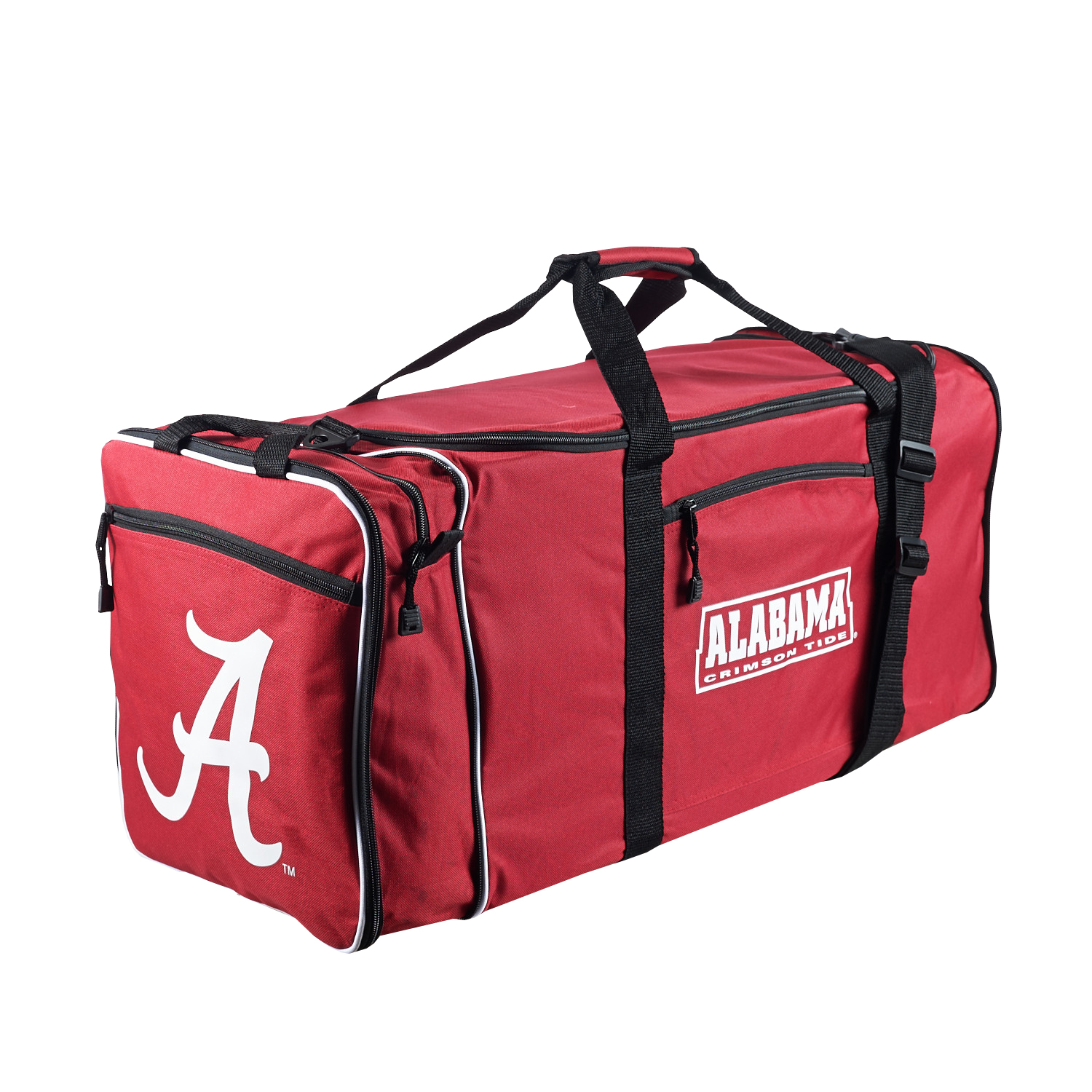 "Alabama OFFICIAL Collegiate, ""Steal"" 12""H x 28""L x 11"" W Duffel Bag  by The Northwest Company"