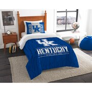 "Kentucky OFFICIAL Collegiate ""Modern Take"" Twin Comforter & Sham Set"