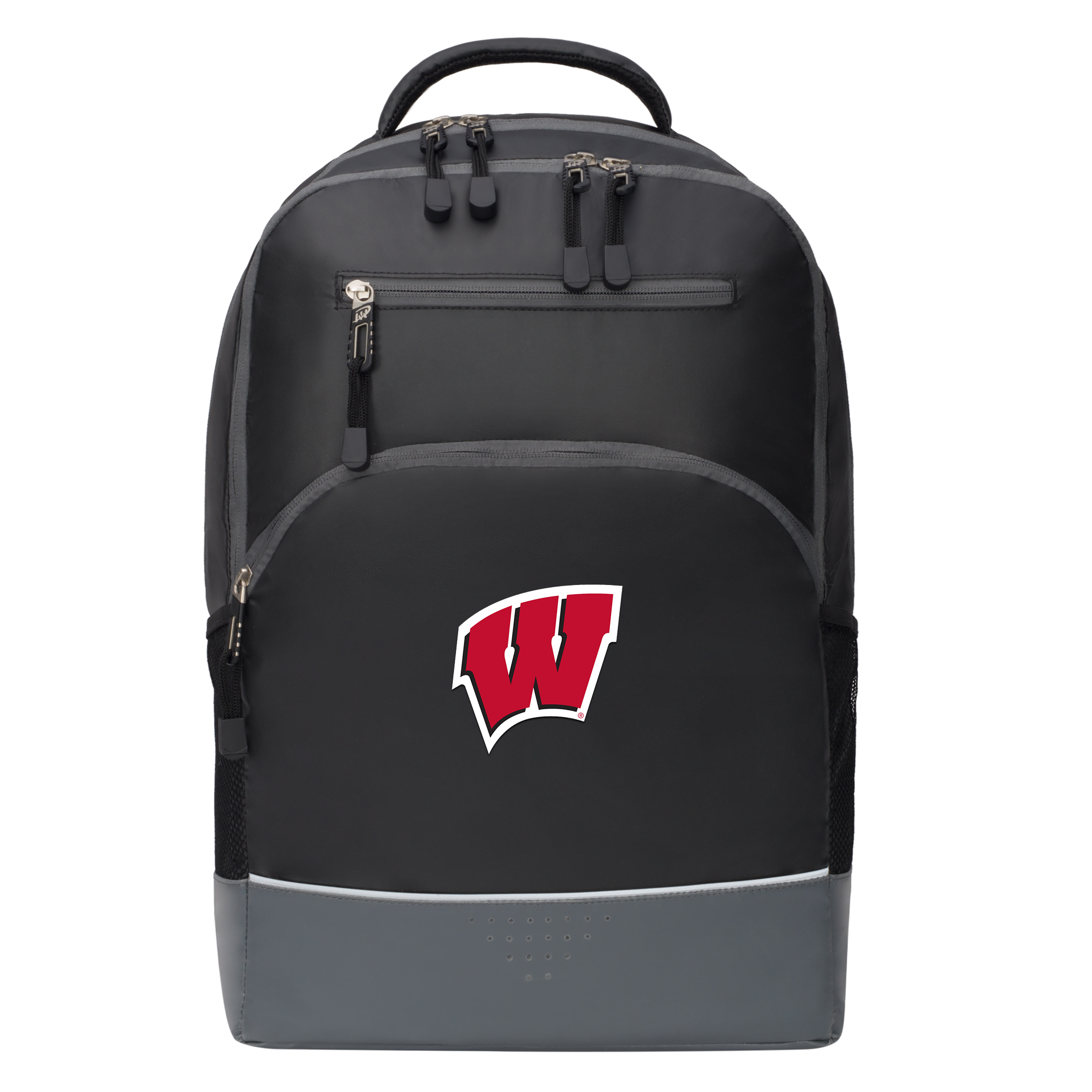 "Wisconsin OFFICIAL NCAA ""Alliance"" Backpack, 19"" x 7"" x 12"""