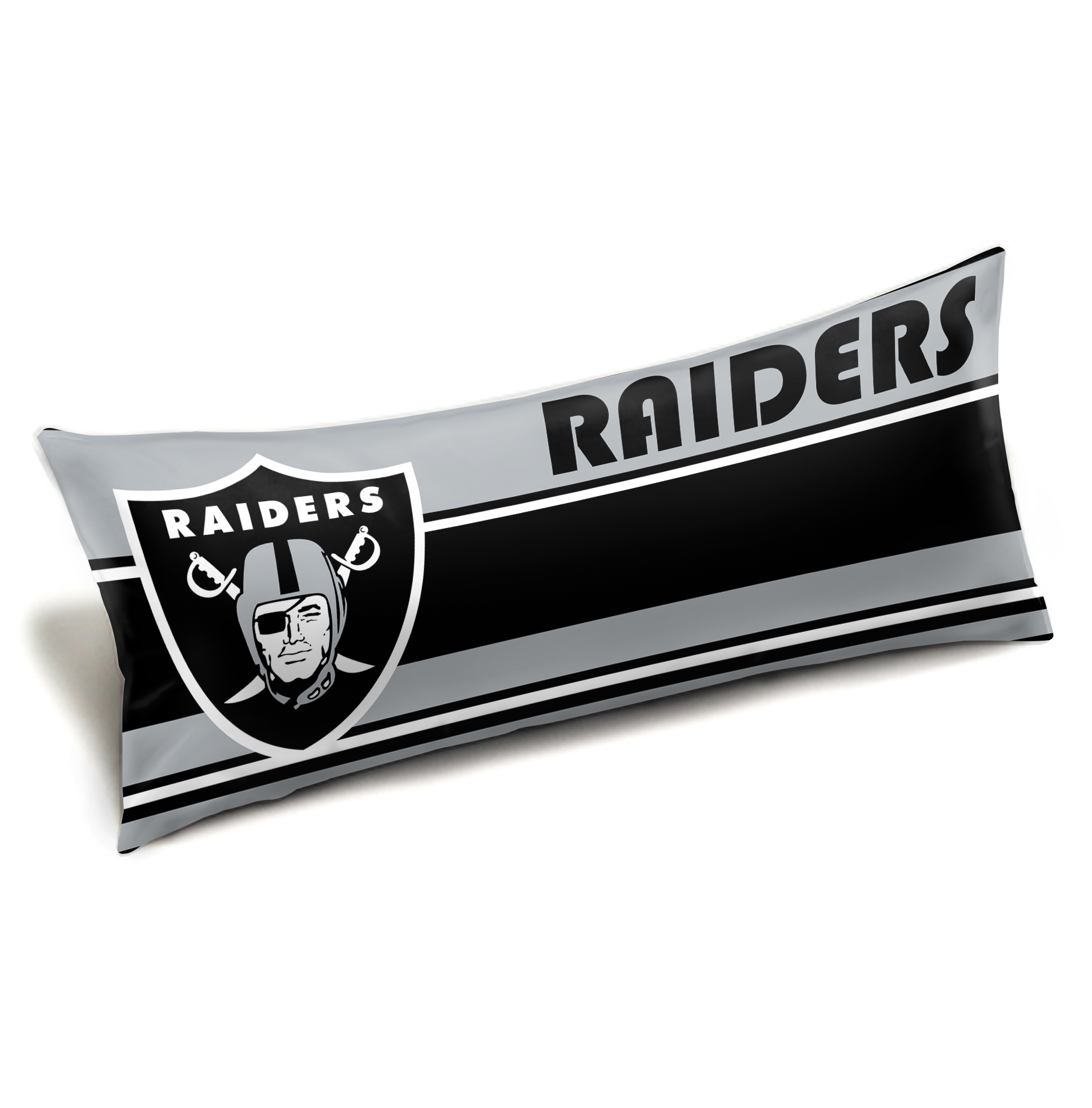 "Raiders OFFICIAL  ""Seal"" Body Pillow"