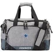 "Cowboys OFFICIAL  ""Terrain"" Duffel Bag, 18"" x 11"" x 11"""