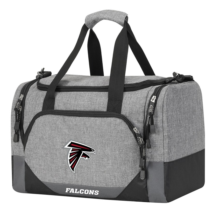 "Falcons OFFICIAL  ""Terrain"" Duffel Bag, 18"" x 11"" x 11"""