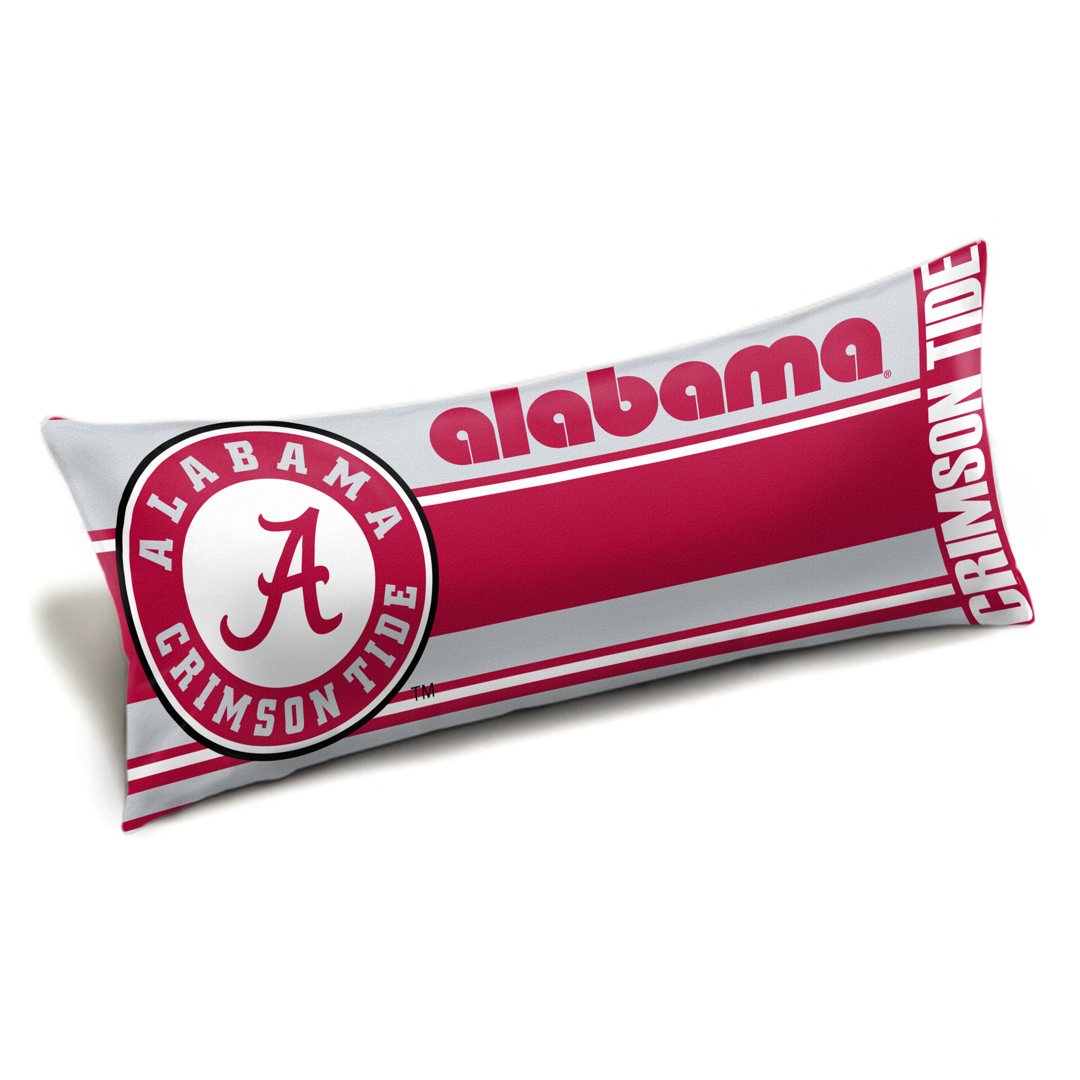 "Alabama OFFICIAL Collegiate ""Seal"" Body Pillow"