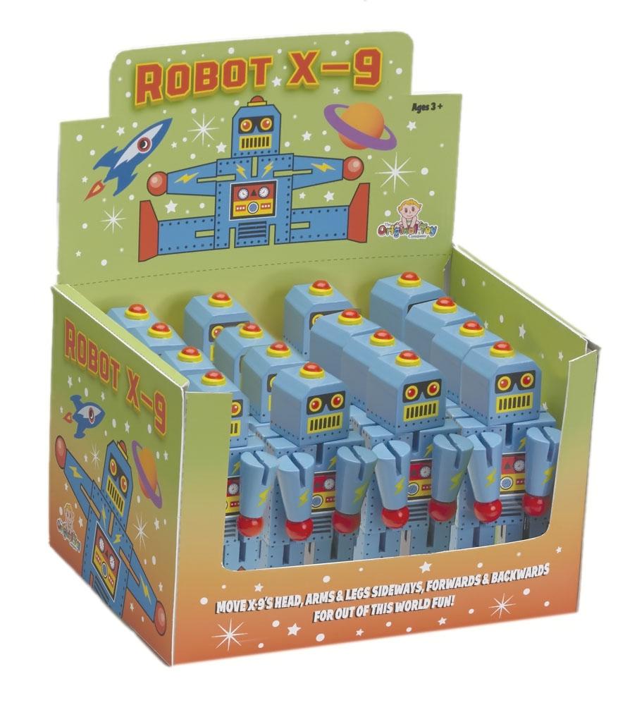 Mini Robots - X-9