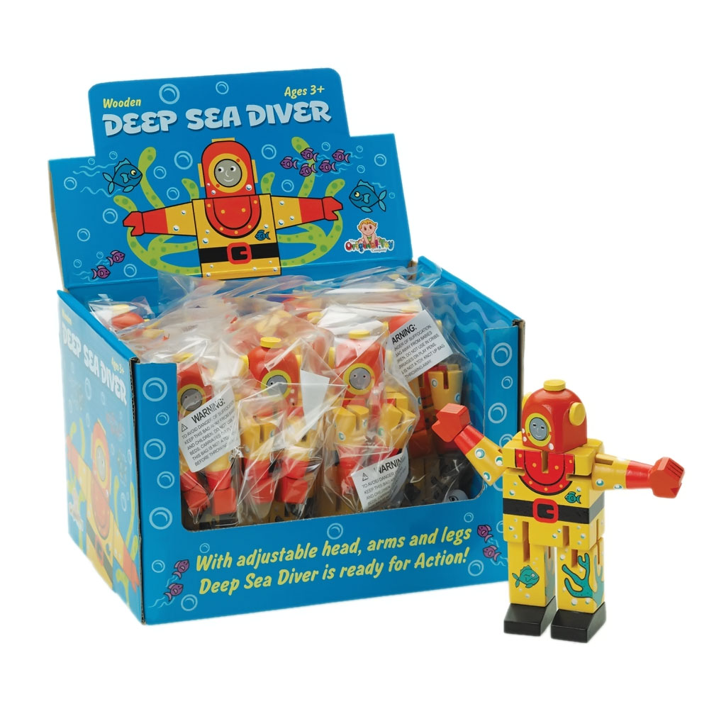 Mini Deep Sea Diver