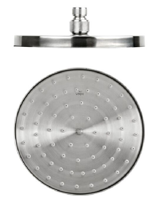 CAP-115ZAS-8  Disk Stainless Steel Shower Head, Satin