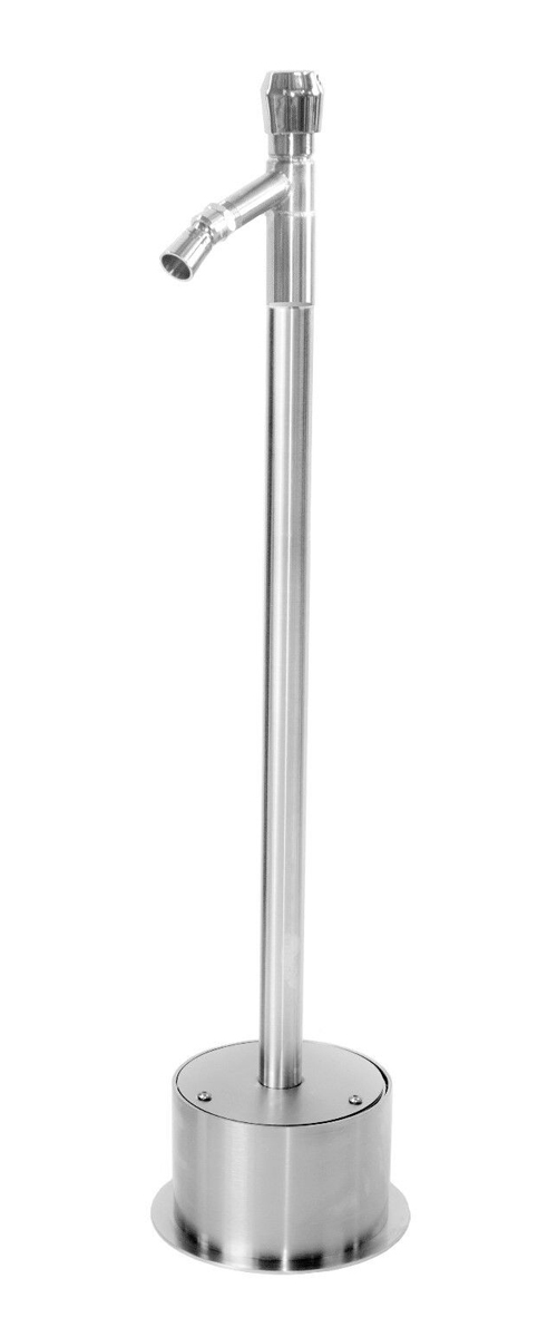 FSFS-200-ADA Free Standing ADA Metered Foot Shower
