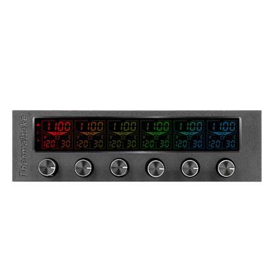 CommanderF6 RGB LCD Fan Controller