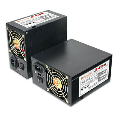 430W Single Fan Power Supply