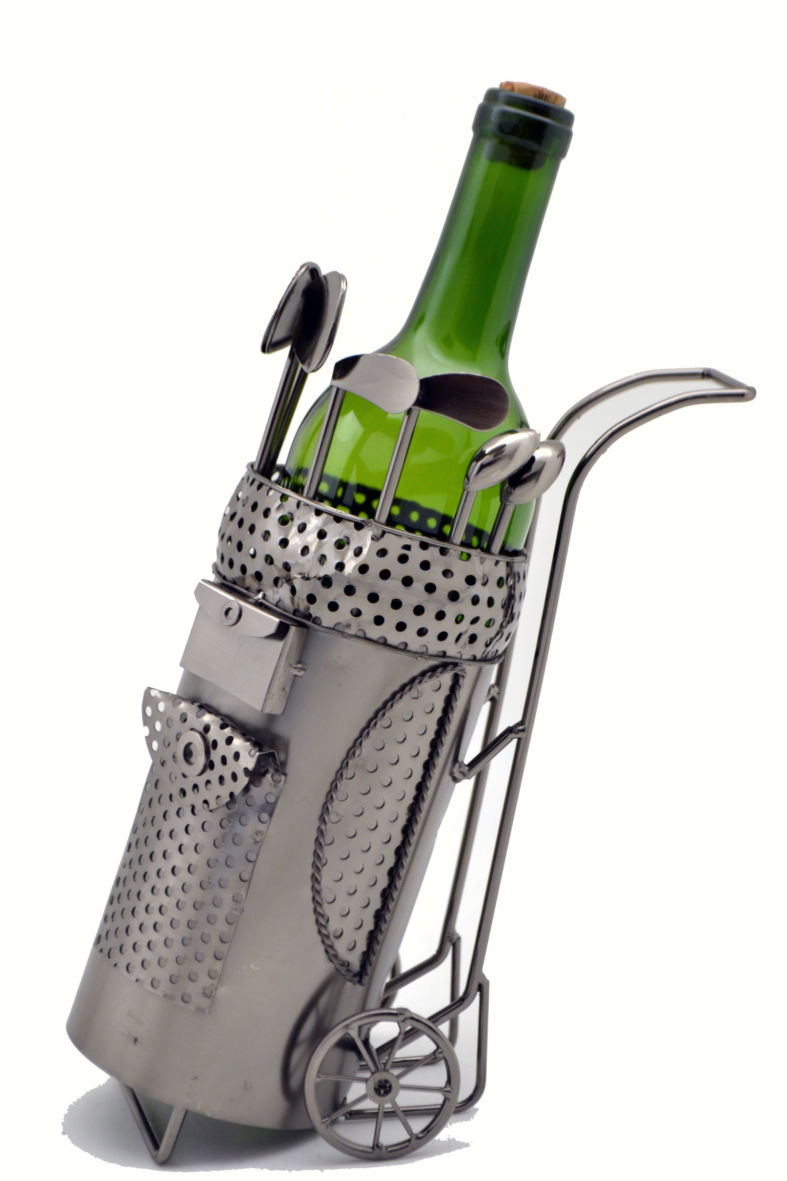 Golf Bag Wine Bottle Holder