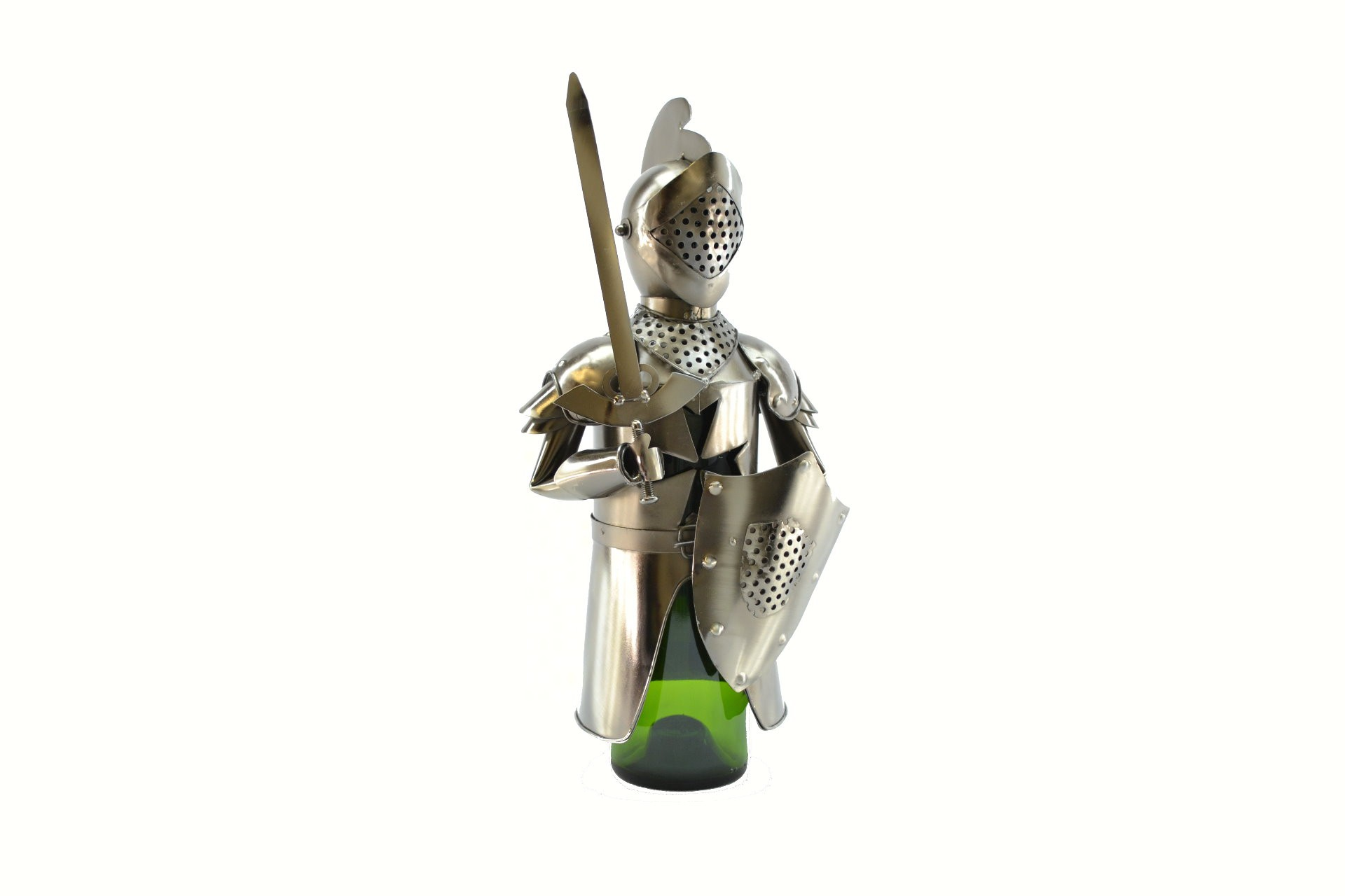 Knight Wine Bottle Holder