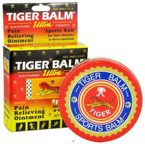 Tiger Ultra Strength 50 Gm (1x17 Oz)