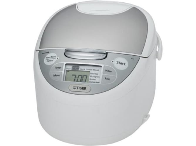 TIGER JAX-S10U-WY MICOM RICE COOKER WITH TACOOK COOKING PLATE