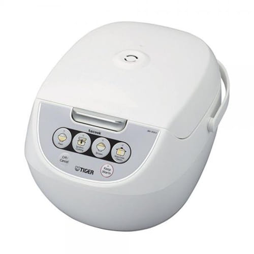TIGER JBV-A10U-W MULTI-FUNCTIONAL RICE COOKER MAKES 5.5 CUPS