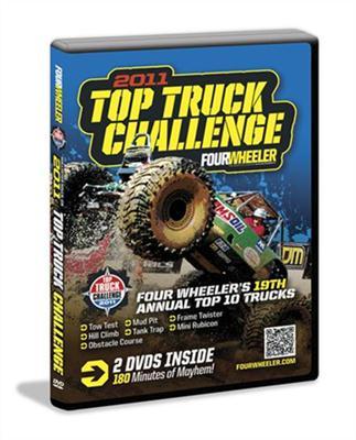2011 Top Truck Challenge DVD