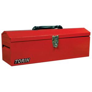 "20"" Tool Box With Tray"