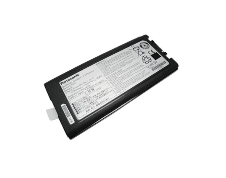 Total Micro Notebook Battery Lithium Ion (Li-Ion) 11.1V DC Panasonic ToughBook 29/51/52 CF-VZSU29ASU-TM