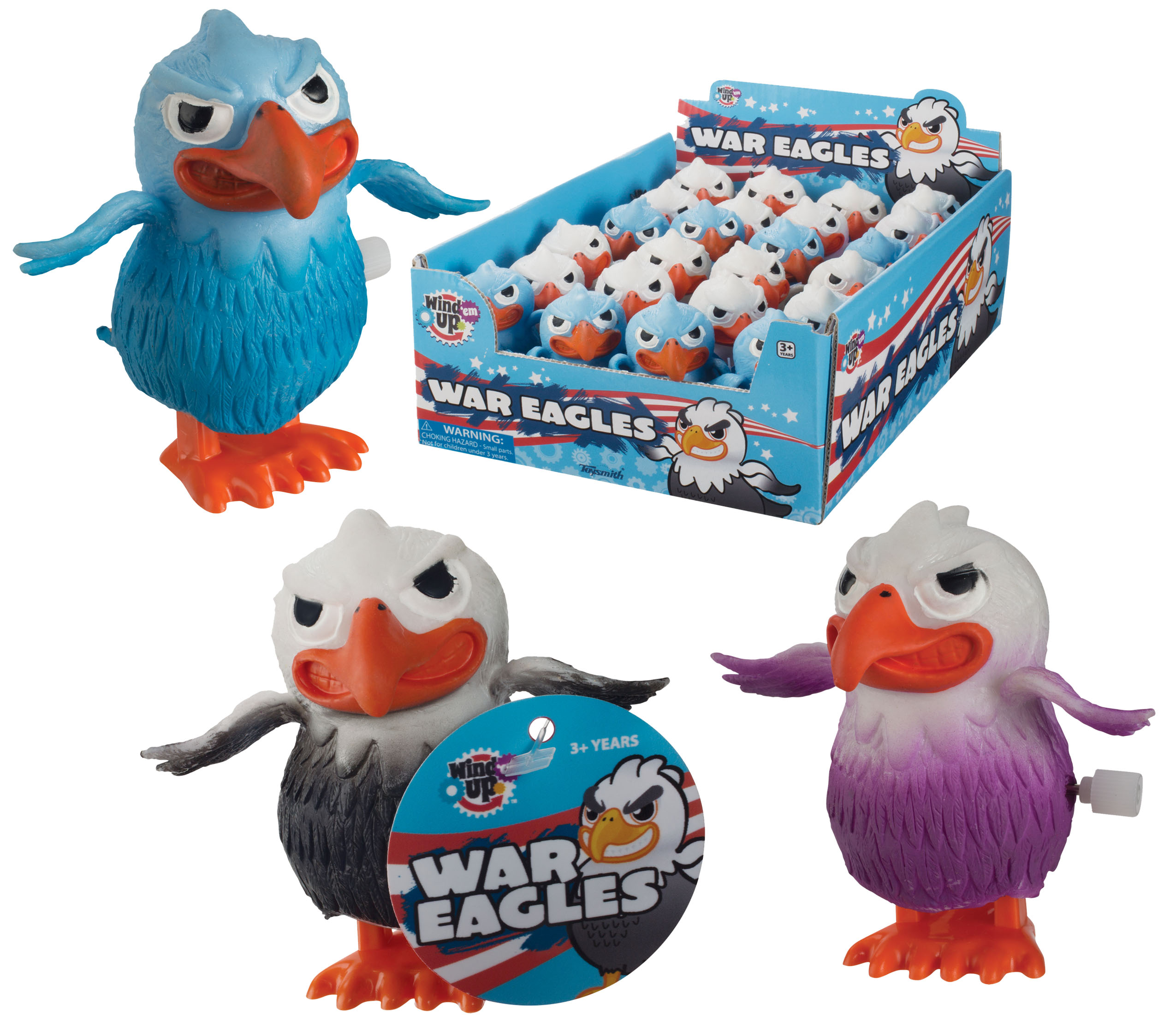 War Eagles Wind-ups