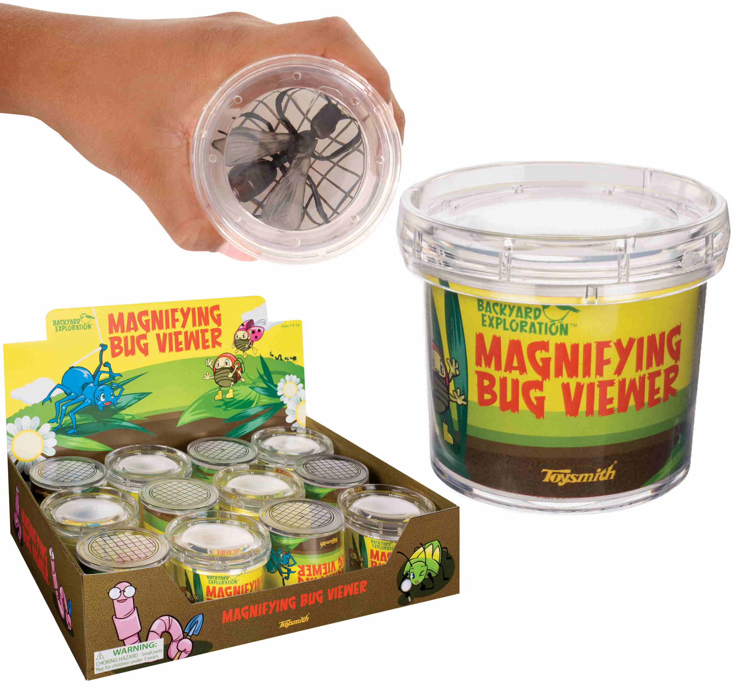Magnifying Bug Viewer Large