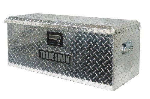 "32"" Aluminum ATV Storage Box"