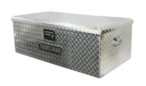 "36"" Aluminum ATV Storage Box"
