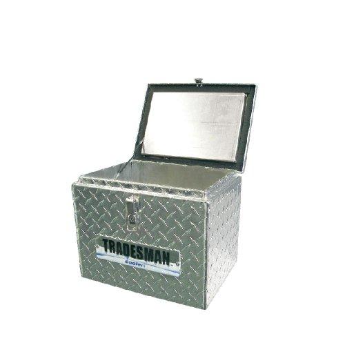 Small Aluminum Cooler