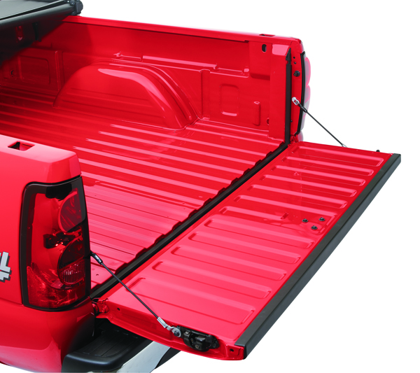 Universal Pickup Truck Tailgate Seal, 10.88-Inches